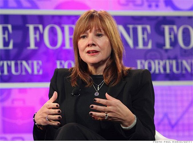 Phụ nữ ngày càng có vai trò quan trọng trong ngành công nghiệp ôtô thế giới nhất là khi bà Mary Barra vừa được chọn là CEO của General Motors.