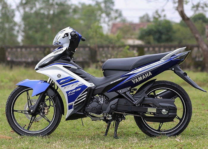 Giữ nguyên kiểu dáng, động cơ, chỉ thay tem mới, Yamaha Exciter GP vì sao vẫn khan hàng tại các đại lý?