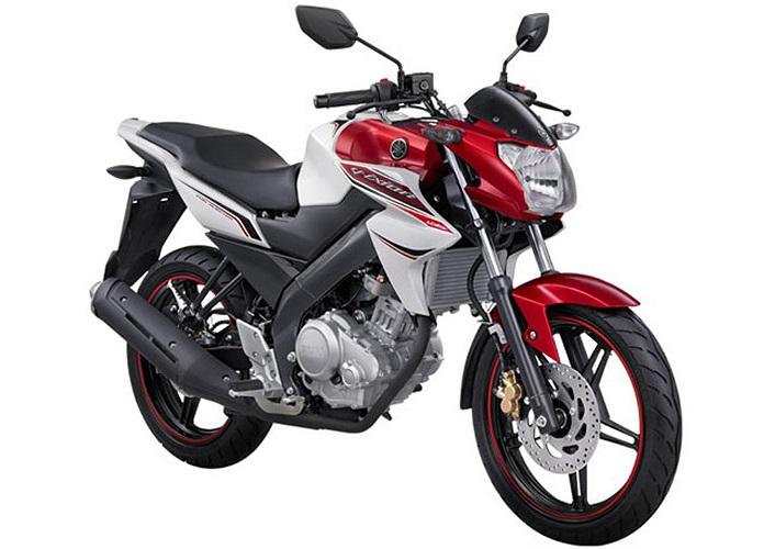 Những hình ảnh rò rỉ từ một đại lý Yamaha cho thấy nhiều khả năng dòng môtô đầu tiên chính hãng của Yamaha tại Việt Nam sẽ là V-ixion 150.