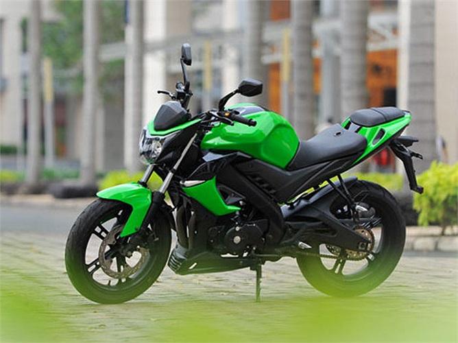 Sau màn ra mắt với những mẫu xe giá khủng của Harley Davidson, thị trường môtô Việt lại nóng với loạt xe mới giá mềm với mức từ 44,9 đến 72 triệu đồng.