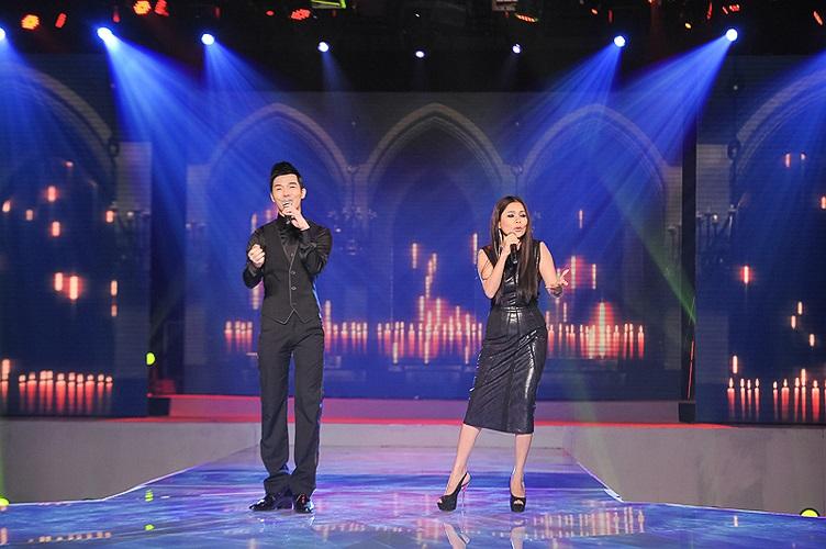 Không chỉ mở màn, Nathan Lee còn đem đến một cái kết tròn vẹn cho chương trình với phần kết đôi cùng đàn chị Mỹ Lệ trong tình khúc bất hủ Endless Love.