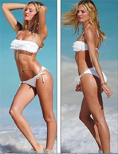 Gia nhập ngôi nhà Victoria's Secret vào năm 2010, đến nay, Scandice Swanepoel vẫn là một trong những chân dài được cưng chiều nhất của hãng.