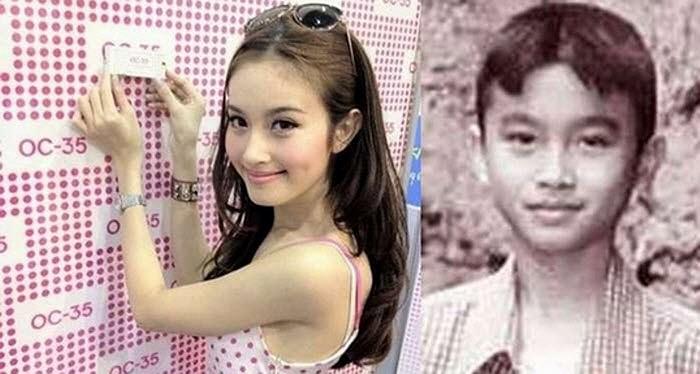 Năm 17 tuổi, cô quyết định từ bỏ vẻ ngoài đàn ông để được sống đúng với con người của mình.