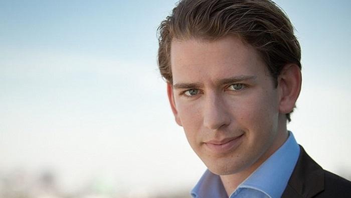 Sebastian Kurz sinh ra và lớn lên ở Vienna, Áo vào ngày 27/8/1986