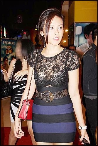 Trương Huệ Vân sinh năm 1988 - kém Thanh Bùi 5 tuổi. Cô từng theo học tại ĐH RMIT và có thành tích học tập khá tốt.
