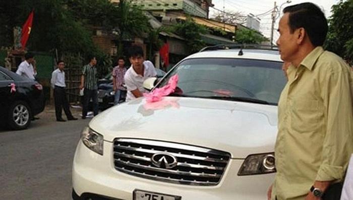 Ở Việt Nam, Infiniti FX35 có số lượng không nhiều.
