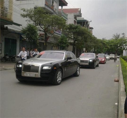 Cô dâu Diễm My sinh năm 1992 tại Cẩm Phả, Quảng Ninh hiện đang giữ vương miện Người đẹp Hạ Long 2012 trong khi chú rể là một doanh nhân trong lĩnh vực kinh doanh ô tô và bất động sản tại Hà Nội.