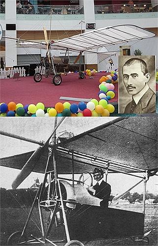 Aurel Vlaicu: Máy bay. Năm 1913, nhà khoa học người Rumani đã qua đời khi chiếc máy bay Vlaicu II do chính ông phát minh bị rơi ở dãy núi Carpathian.