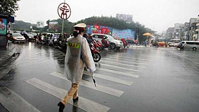Hà Nội đã có phương án tổ chức phân luồng từ xa, đảm bảo an toàn giao thông trước, trong và sau dịp Tết Nguyên đán Giáp Ngọ 2014.