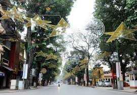 Hà Nội có thêm 28 đường, phố mới