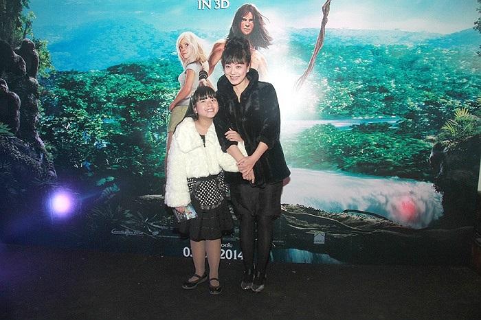 Vẻ ngoài đáng yêu, tính cách hài hước, bé Hồng Khanh luôn được yêu mến mỗi khi xuất hiện.
