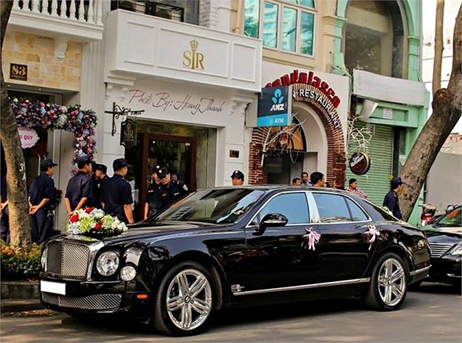 Tại Việt Nam, số lượng Bentley Mulsanne chỉ đếm trên đầu ngón tay.