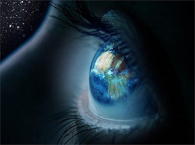 Đôi mắt tiếp nhận khoảng 90% tất cả các thông tin của chúng ta, giúp hình thành hình ảnh nhận thức về thế giới bên ngoài theo cách trực quan.