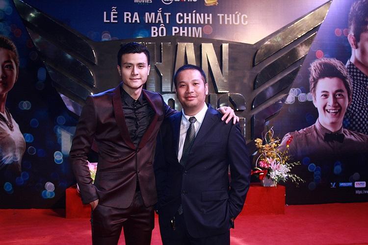 Vĩnh Thụy và ông bầu Quang Huy