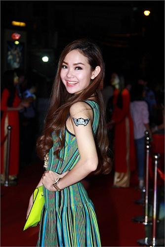 Ca sỹ Minh Hằng xinh đẹp