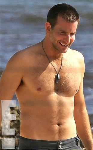 Ngôi sao phim American Hustle - Bradley Cooper.