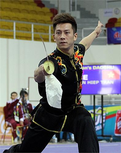 Xuân Hiệp giành 9.64 điểm, xếp thứ 4.