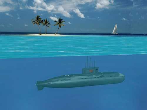 """""""Tai"""" và """"mắt"""" là những yếu tố sống còn với tàu ngầm trong lòng biển"""