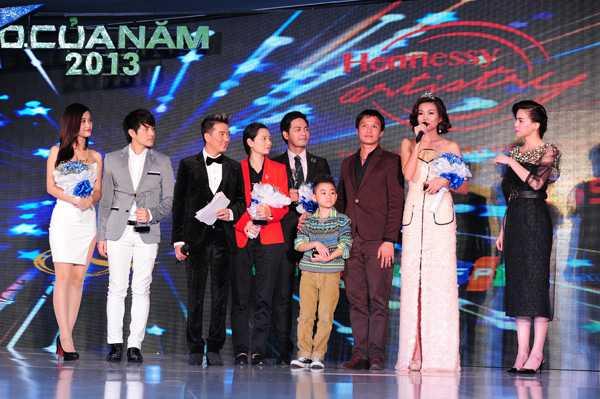 Ngôi sao của năm 2013