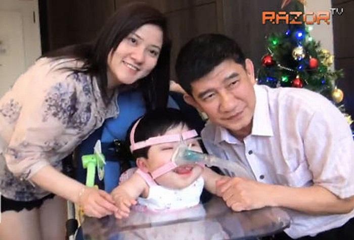 Vợ chồng tôi chỉ muốn những điều tốt đẹp nhất cho con, anh Teo Qi Kuang tâm sự.