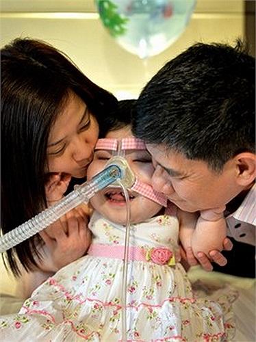 Họ chia sẻ, khi biết có thai, anh chị đều rất nóng lòng chào đón đứa con đầu đời như bất kỳ cặp vợ chồng nào khác.