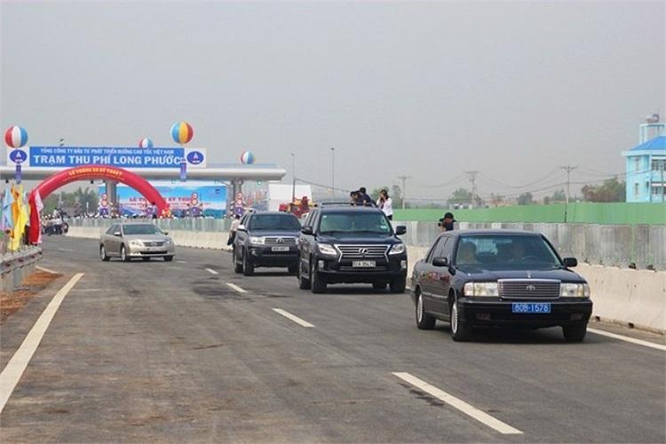Dự án cao tốc TP.HCM - Long Thành - Dầu Giây thuộc tuyến đường bộ cao tốc phía đông quy hoạch mạng lưới đường bộ cao tốc Việt Nam từ TP.HCM nối QL51, sân bay quốc tế Long Thành và QL1A với chiều dài toàn tuyến 55km, đi qua TP.HCM và Đồng Nai, tổng mức đầu tư hơn 20.000 tỷ đồng.