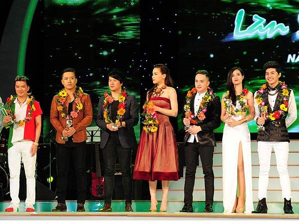 Nữ ca sỹ cũng vinh dự nhận được một giải thưởng, bởi sự đầu tư nghiêm túc cho các sản phẩm âm nhạc.