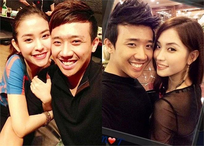 Trấn Thành khiến không ít người bất ngờ khi công khai bạn gái xinh đẹp - hot girl Hồ Ngọc Mai.