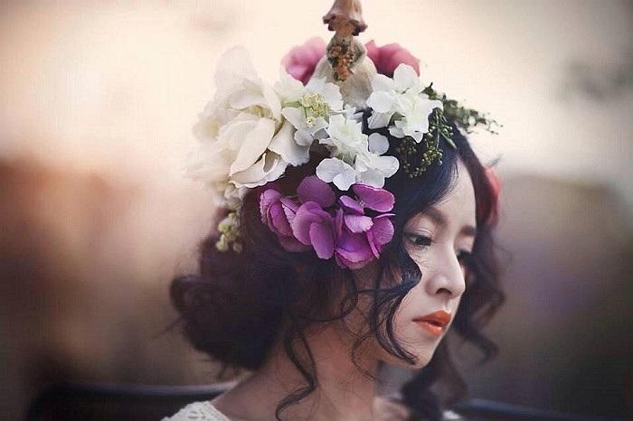 Chi Pu long lanh như nàng công chúa trong bộ ảnh mới.