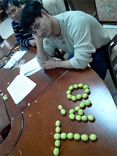 Xuân Bắc cùng các danh hài đang tích cực tập luyện cho Táo quân 2014.