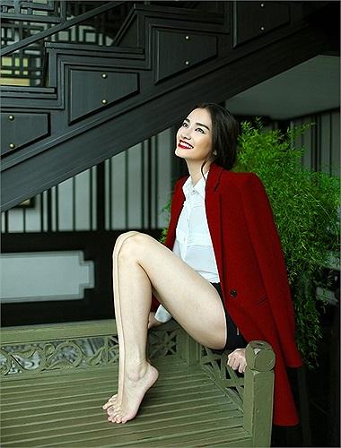 Trúc Diễm là cái tên gặt hái nhiều thành công trong sự nghiệp người mẫu chuyên nghiệp.