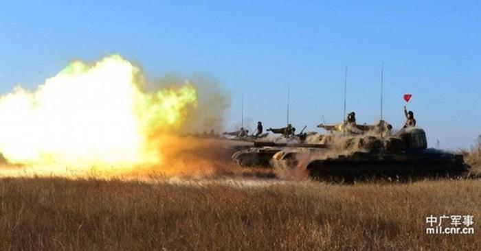 Quân đội Trung Quốc tập trận quy mô lớn ở khu vực biên giới với Triều Tiên trong bối cảnh Bình Nhưỡng đang có biến động chính trị