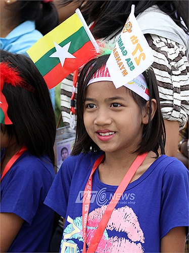 44 năm, Myanmar mới lại được tổ chức SEA Games