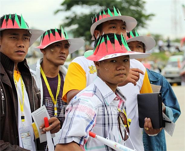 Đây là cơ hội không thể bỏ qua của bất kỳ người dân Myanmar nào