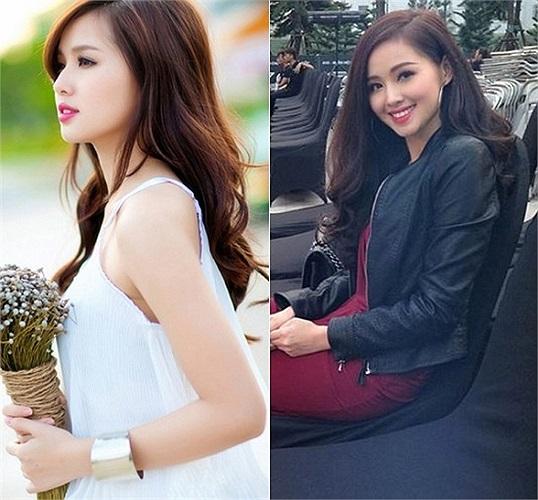 Nhiều fan cho rằng có lẽ người đẹp Hà Thành cũng hòa chung vào xu hướng gọt cằm đang hot trong showbiz Việt năm nay. Trước đó, Tâm Tít cũng bị nghi ngờ nâng kích cỡ vòng 1. Theo Zing