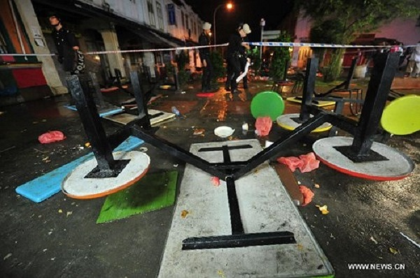 Singapore vừa chứng kiến vụ bạo động tồi tệ nhất trong vòng 40 năm qua