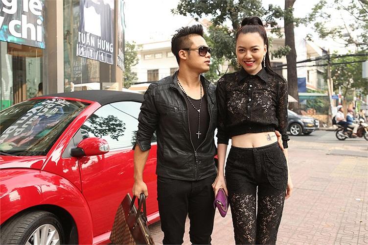 Vũ Hoàng Điệp cũng làm người tình của Ngọc Minh Idol trong MV mới của nam ca sỹ.