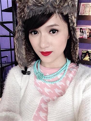 Hương Giang Idol ngày càng nữ tính.
