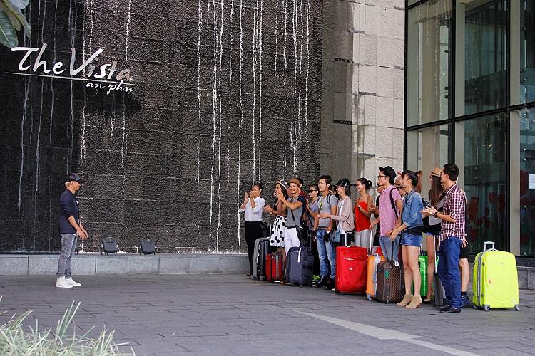 Trải qua những thử thách vòng sơ tuyển, chương trình Người Mẫu Việt Nam – Vietnam's Next Top Model 2013 đã tìm ra được 18 gương mặt xuất sắc nhất lọt vào Ngôi nhà chung của chương trình.