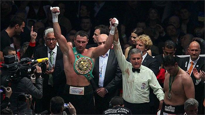 Còn người em Wladimir mới đây đã bảo vệ thành công ba đai vô địch quyền Anh thế giới