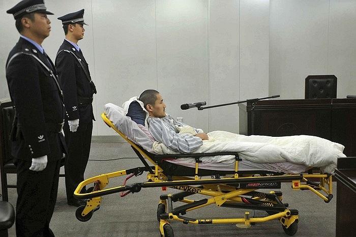 Phiên tòa xét xử Ji Zhongxing – kẻ đã đánh bom sân bay Bắc Kinh tháng 7 vừa qua