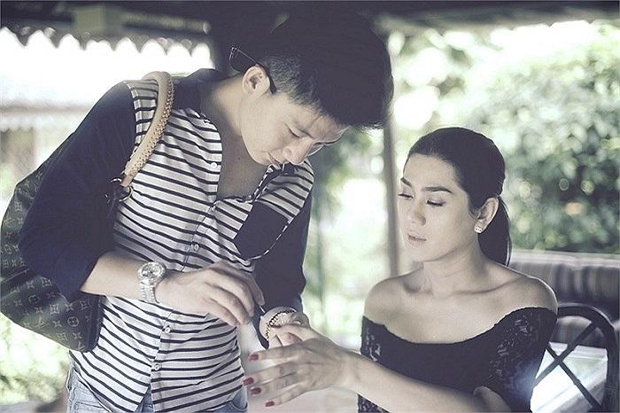 Quả thật, sau một thời gian, nhan sắc của Lâm Chi Khanh ngày càng đẹp lên.