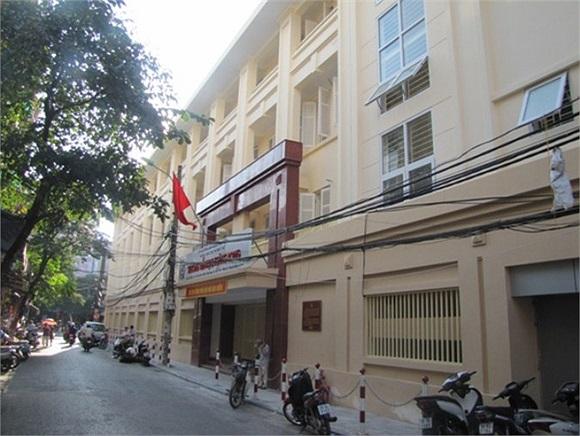 Trường tiểu học Thăng Long ngày nay đã được xây mới.