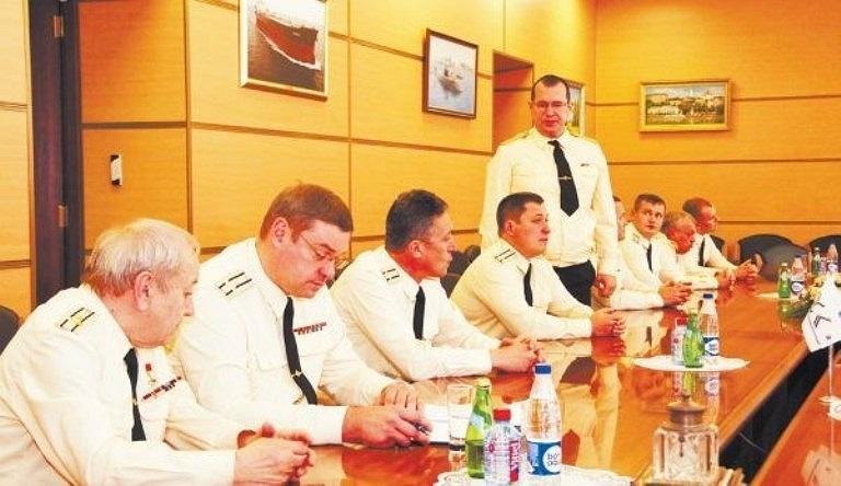 Lễ ký biên bản nghiệm thu tàu ngầm Hà Nội cho Ủy ban tiếp nhận bàn giao nhà nước Nga. Theo đó, trên 99% các chỉ số của tàu đều đạt loại xuất sắc.