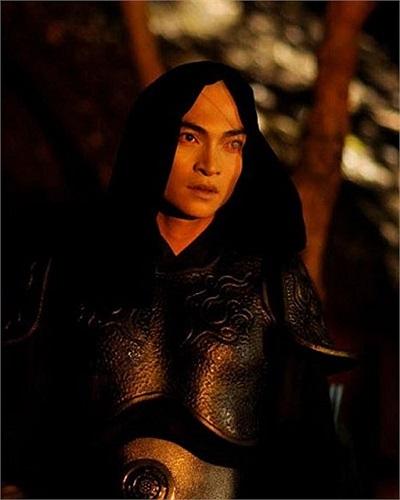 Gương mặt đầy sát khí của Khương Ngọc trong 'Thiên mệnh anh hùng'.