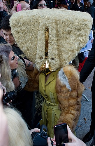 Fan cuồng của ca sĩ nhạc Pop Lady Gaga