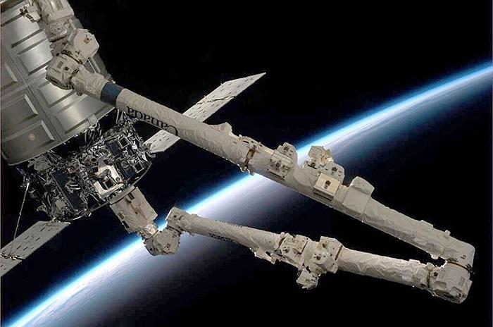 Trạm vũ trụ quốc tế ISS