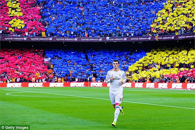 Gareth Bale và trận Siêu kinh điển đầu tiên trong sự nghiệp.