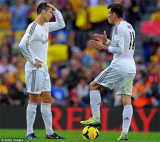 Hai ngôi sao đắt giá của Real và những kỳ vọng lớn mỗi khi đối đầu đại kình địch Barca.