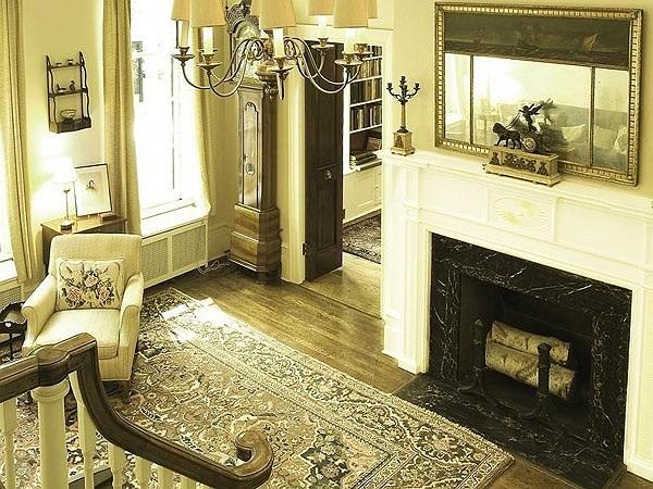 Đây được xem là một trong nhưng căn biệt thự đẹp nhất nhì ở khu Manhattan của New York